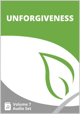 Unforgiveness Volume 7 MP3 Set