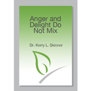 Anger and Delight Do Not Mix