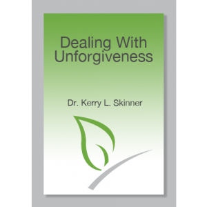 Dealing With Unforgiveness