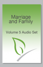 Marriage and Family Volume 5 MP3 Set