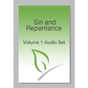 Sin and Repentance Volume 1 MP3 Set