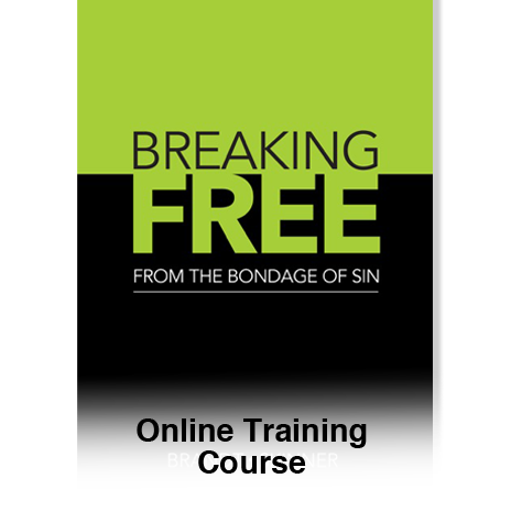 Breaking Free From the Bondage of Sin Online Course