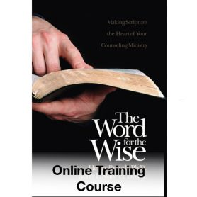 word for the wise online course