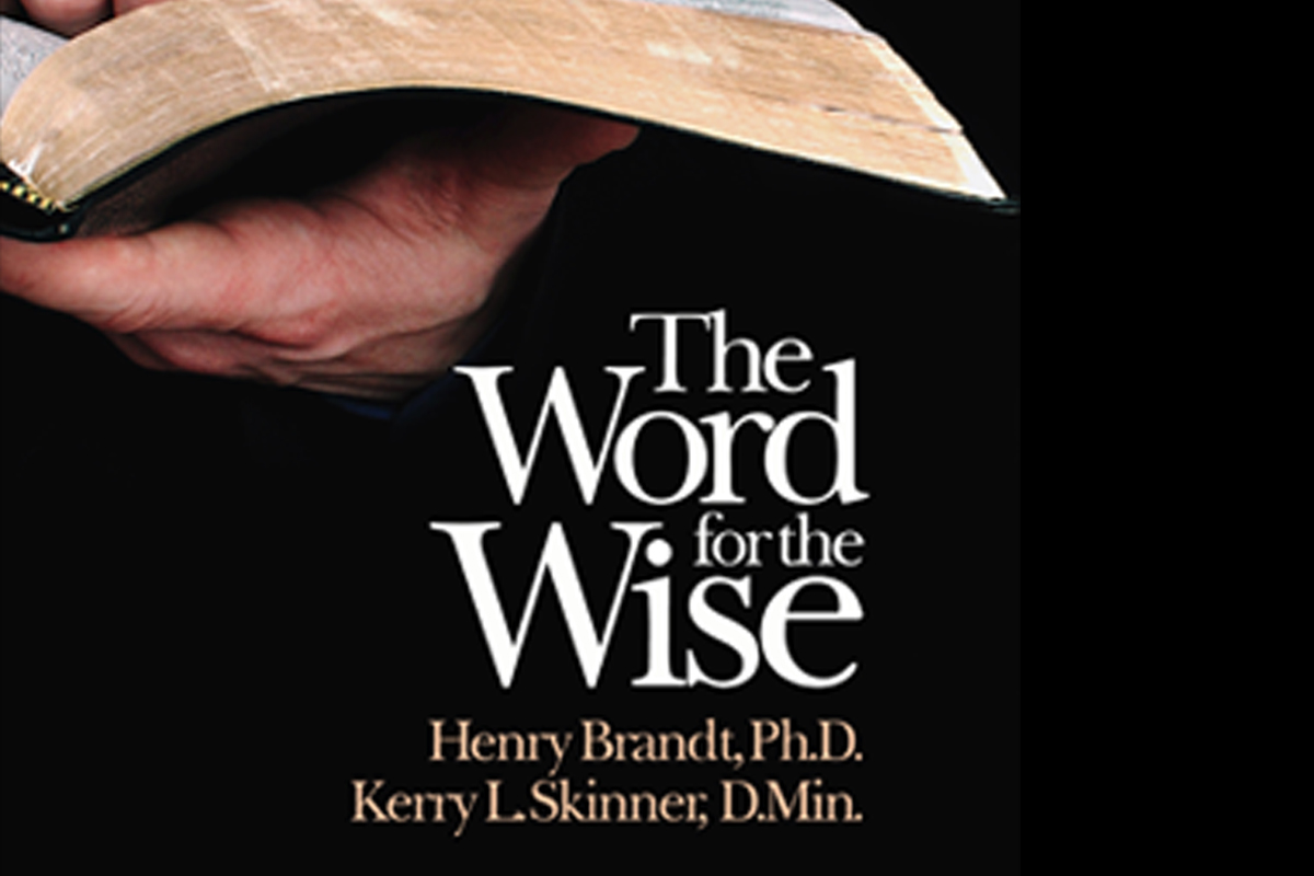 The Word For The Wise