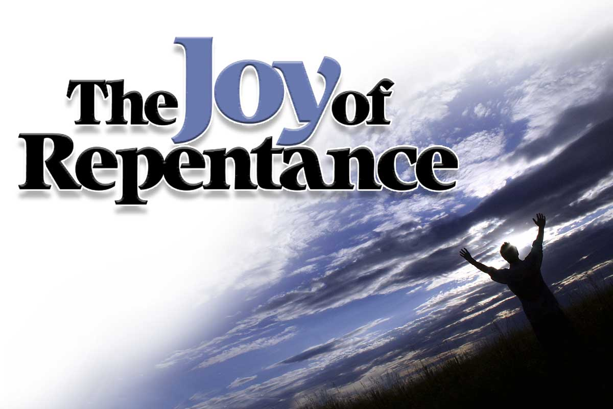 The Joy of Repentance Course